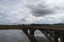 玛曲黄河第一桥