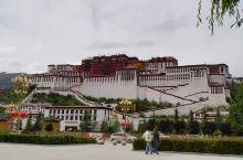 西藏九天自驾游之综述 先来一组西藏环线最后一站布宫广场的小合照,这一路从拉萨出发,7天6夜,累计行程