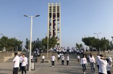 海城花溪地广场