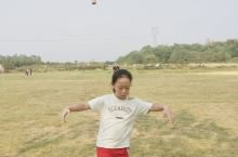 """第一次坐热气球,心情激动啊!虽然时间很短,也体验到热气球的上升与下降的""""热""""。很多人体验,也是最热门"""