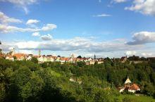 德国浪漫之路中的一站----罗腾堡。仿佛回到中世纪。