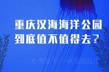 重庆汉海海洋公园到底值不值得去??   地址:重庆市巴南区嘉龙路133号 门票:我们现场购买的1