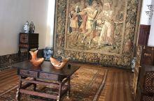 辛特拉王宫,葡萄牙皇帝的避暑山庄,建筑风格混搭,伊斯兰加哥特色,墙上贴瓷砖画很凉快,感觉像现代人卫生