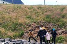 冰岛一个安静孤寂的小镇