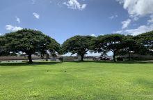 夏威夷风情,气候宜人,景色秀丽