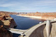 lake powell行程也是因为格兰峡谷大坝建成而形成的