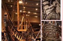 沉睡333年重见天日的战船  斯德哥尔摩的瓦萨沉船博物馆建于瓦萨号遗址附近,号称为当年最豪华的战舰,