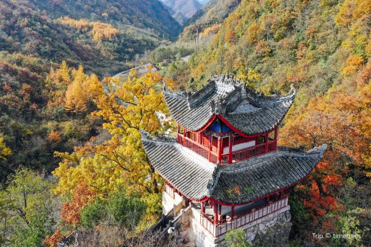Zhang Liang Temple2