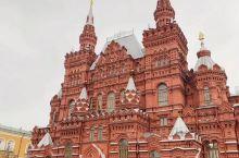 一组莫斯科的风光照片,请大家欣赏。