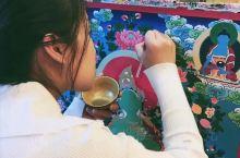 """""""离神最近""""的艺术作品 藏族文化唐卡,风格和老传统刺青有几分神似,唐卡给人神秘而又祥和的感觉,刺青则"""