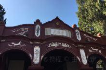 光荣亭是毛主席亲自命名的亭子之一,在光荣亭前忆光荣,真是很好的学习体验