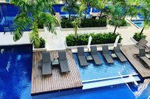 菲律宾长滩岛酒店种草 喜欢这种无忧无虑躺在海边酒店游泳,喝饮料的感觉