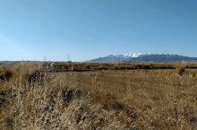 远看白露山