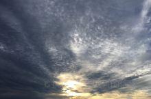 内蒙古的天空 赤峰的天空 乌丹的天空 蓝蓝的天、白白的云