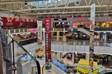 位于梅江区梅水路的客都汇,是目前梅州城区最大的综合购物中心。
