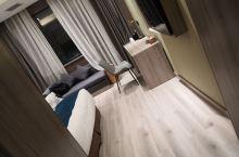 商丘富临门轻居酒店  入住方便,房间干净