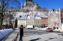魁北克城芳缇娜克古堡酒店 虽然并没有游遍加拿大的所有城市,但是魁北克城在我心目中就是加拿大最美城市,