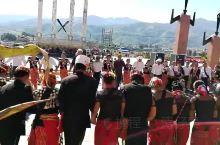 德宏 景颇族新米节 庆祝丰收的日子,每年在谷子成熟且未成熟之前,新米节前,主任会把最后的稻谷给收回来