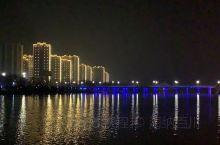 锦绣川夜景