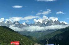 康定~折多山 折多山位于四川省甘孜州康定境内,主峰海拔4962米,垭口海拔4298米,是川藏线318