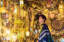 打卡埃及最美集市,随手一张都是Ins风大片! 开罗哈利利集市 一个当地最有名的集市,这里汇聚了大量的