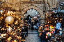 我是集市控——打卡哈恩哈利利和当地美食  哈恩哈利利是开罗人周末常去的集市  这里有几十条迷宫般的狭