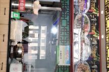 一家很好吃的兰州拉面馆,就在景泰西门下来,水岸明珠小区对面
