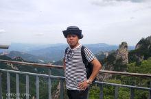 国家5A级地质公园饶山风景区之巅看山川大地