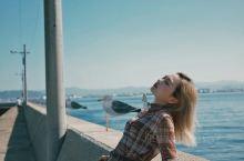 Mew旅行·濑户内海女木岛 鬼岛超美的海鸥停车场  来濑户内海可以把男木岛和女木岛安排在一天里,男木