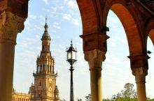 塞维利亚西班牙广场,最美的西班牙广场,没有之一!