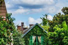 法国印象派大师莫奈花园,离巴黎一个小时火车,一个小乡村,花园看似零乱,却是花了不少心思,总让你不经意