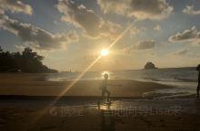 最美日落……   ……度假圣地,享受私人沙滩