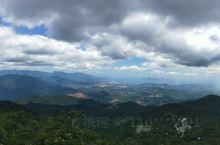 巴拿山上的风光