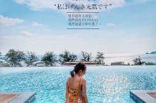 The charm resort phuket 酒店布局: 一楼大堂是敞开式,一层都带入户泳池,不过