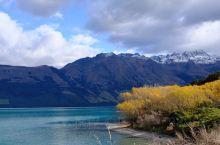 新西兰南岛格林诺奇秋景