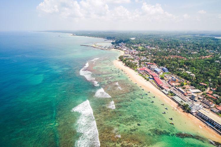 希卡杜瓦海灘4