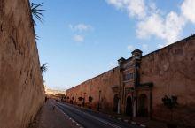 苏丹王宫宫墙