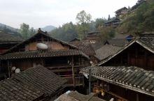 侗族大利村寨