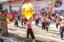 今天除了是母亲节之外,还是农历4月初八浴佛节,在中山市长洲村有一场别开生面的民俗盛会。长洲和北堡两支