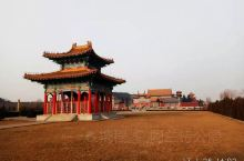 文湖胜境,汾阳王府和孔子书院。