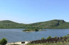 静谧多伦湖,让人心旷神怡。