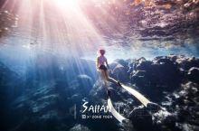 再不疯狂就老了!打卡塞班岛网红自由潜  塞班岛是全球著名的度假和潜水胜地。碧蓝透明的海水,缤纷多样的