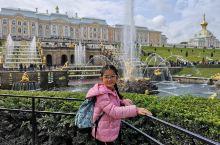 美丽的圣彼得堡夏宫~