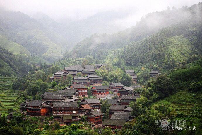 Tongdao Yutou Ancient Dong Ethnicity Village2