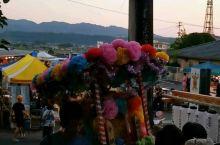 """日本熊本県山鹿市传统文化""""灯笼节"""",今年八月十五,十六日,当地居民,巡回在""""山鹿市神社""""举行参拜仪式"""