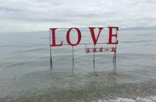 青海湖的奇葩怪景……?