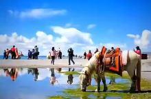 西藏納木措,