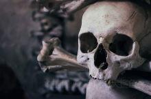 大瘟疫时期流行的尸骨在十九世纪被作为元素装点上帝的荣光并纪念大瘟疫时期的亡灵。