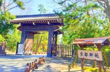 日本京都御苑旅游掠影:         京都御苑位于京都市的中心地带,由寺町通(东侧)、乌丸通