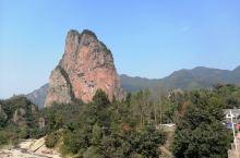 石桅岩风景优美,宛如书画!